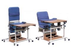 儿童站立架(坐立两用)可升降可折叠 儿童康复训练器材