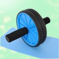 多德士 双轮健腹器 健腹轮(含跪垫) 小型家用健身器材