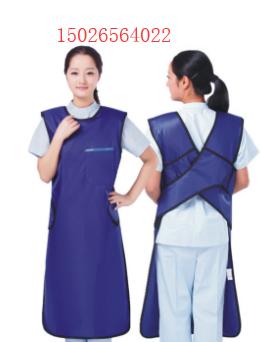 射线防护铅胶衣(正穿半袖双面式)