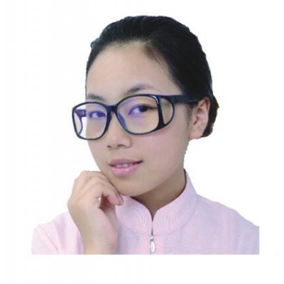 HKD-2-1 防护眼镜带侧面(黑色)