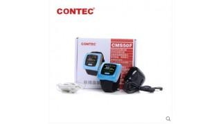 CONTEC康泰血氧仪CMS50F家用成人指夹式腕式