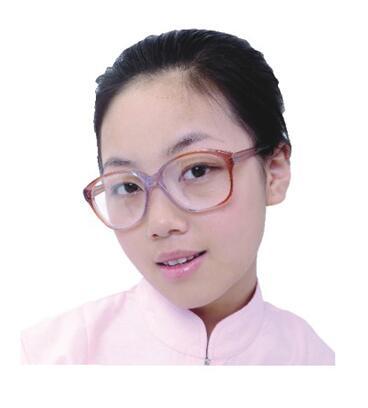 铅眼镜防护眼镜厂家 HKD-1型铅眼镜