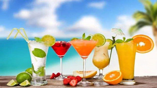 夏季常喝饮料易惹上肾结石