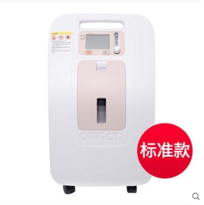 欧姆龙制氧机家用吸氧机老人带雾化氧气机3L