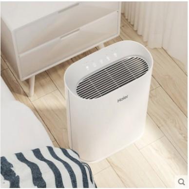 海尔空气净化器家用除甲醛办公室小型卧室