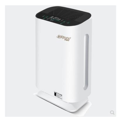 欧普诺空气净化器家用卧室内去除烟除尘甲醛