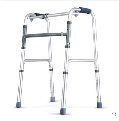 助行器拐棍老人手杖四脚扶手架走路助步器