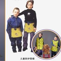 儿童防护围裙/儿童半身防护围裙/进口铅围裙