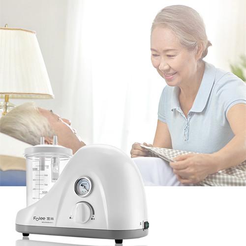 富林 FOLEE 吸痰器H003-C便携式家用医用级电动吸痰器