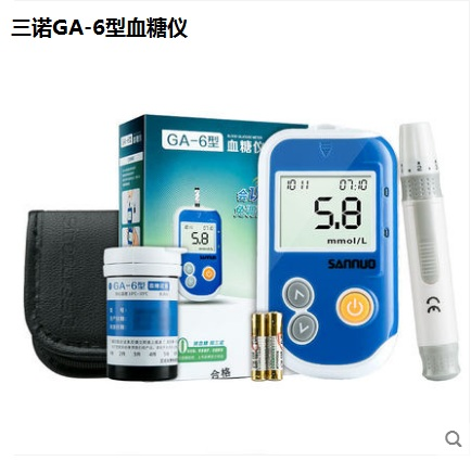 三诺血糖测试仪GA-6家用