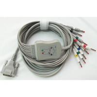 Hellige海力格心电图机导联线-Avionics (Del Mar) EKG cable
