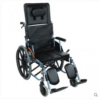 互邦轮椅HBL11高靠背全躺多功能