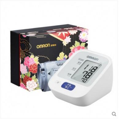 欧姆龙日本原装进口血压测量仪家用J710