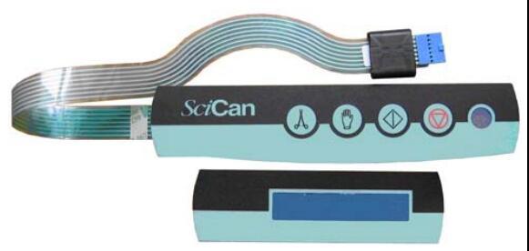 卡式灭菌器  键盘2000E