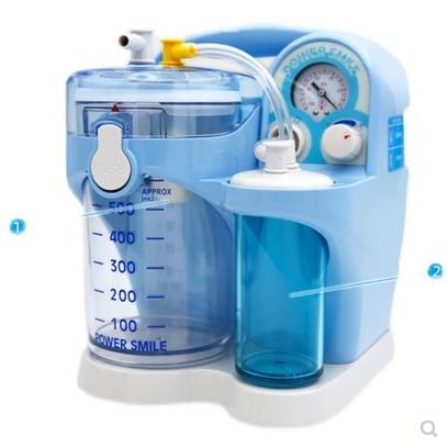 电动吸痰器日本静音电机儿童婴儿老人医家两用